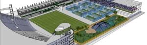 Estadio Insular de Las Palmas parque
